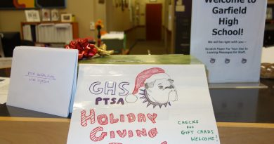 Support Students and Families through the GHS Community PTSA Holiday Giving Drive!
