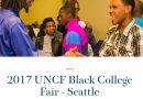 UNCF Black College Fair — Sunday, Oct. 29