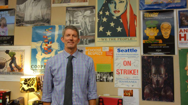 Meet Al Snyder! New 2017 GHS History Teacher
