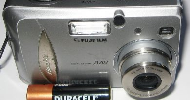 Wanted!: Gently Used Digital Cameras for Garfield Yearbook Staff
