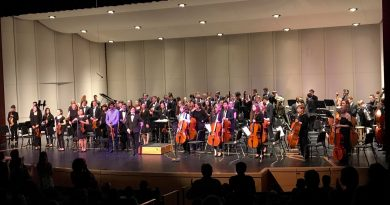 Fall Orchestra Concert! — Tuesday, Oct. 24 @ 7 PM