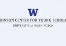 Robinson Center UW Academy Application Open