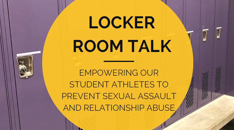 """""""Empowering Student Athletes to Prevent Sexual Assault & Relationship Abuse"""" Talk @ GHS — Tuesday, Dec. 12"""