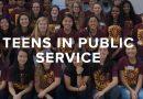 Teens in Public Service Paid Summer Internship