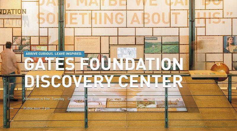 Gates Foundation Teen Action Fair — Saturday, March 23