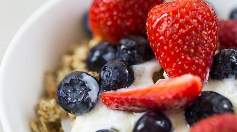 Contribute to Yogurt Bar! Staff Appreciation Breakfast — Friday, May 4