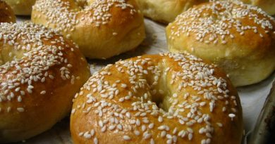 "Please Contribute to ""Bagels 'n Fixins"" Staff Appreciation Breakfast! — April 3 & 4"