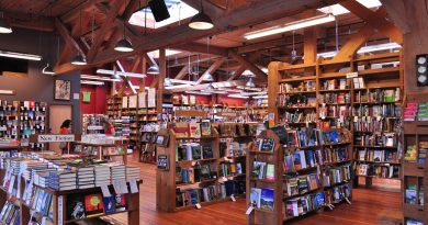 Come on an Elliott Bay Bookstore Field Trip! — Tuesday, Nov. 13
