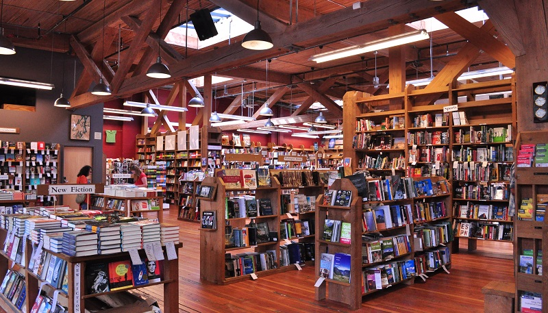 Come On An Elliott Bay Bookstore Field Trip Tuesday Nov 13