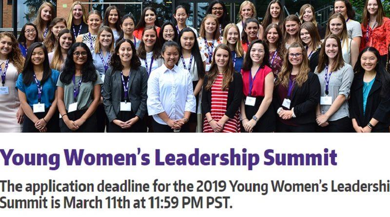 UW Foster Young Women's Leadership Summit