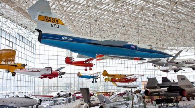 Aeronautical Science Pathway Info. Night @ Museum of Flight — Thursday, May 30