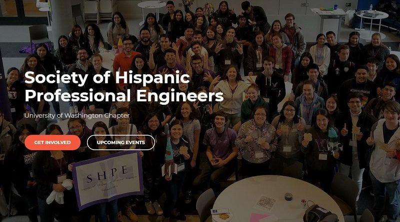 Future Meets Present: UW Society of Hispanic Professional Engineers