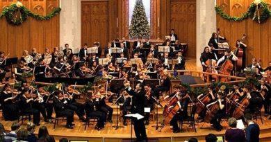 Messiah Sing-a-Long — Friday, Dec. 14